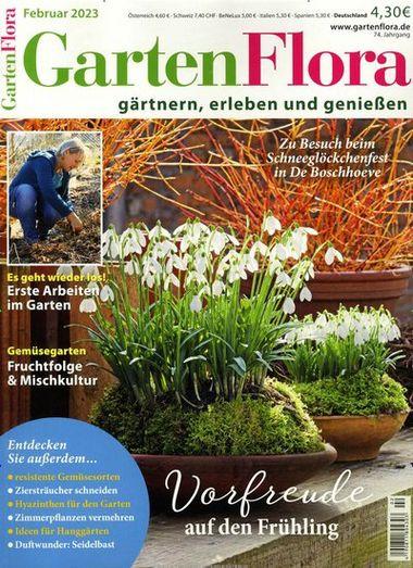 Gartenflora Abo Mit 30 Prämie Zeitschriften