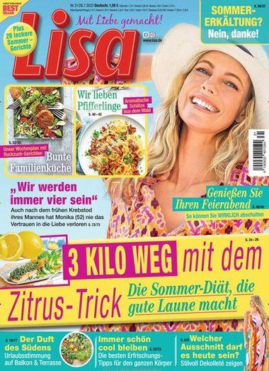 Zeitschriften Abo Prämie Tablet : lisa abo mit 35 pr mie zeitschriften preisvergleich ~ Watch28wear.com Haus und Dekorationen
