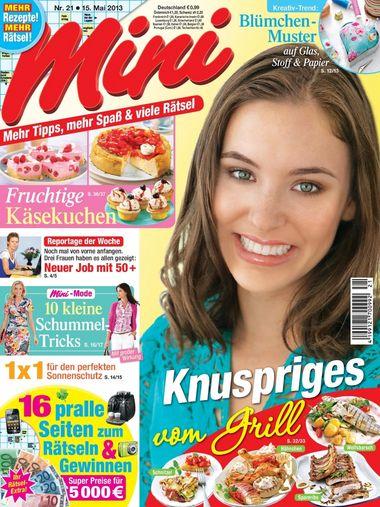 Zeitschriften Abo Prämie Tablet : mini abo mit 5 pr mie zeitschriften preisvergleich ~ Watch28wear.com Haus und Dekorationen