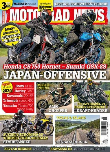 MOTORRAD NEWS 1/2020 - Zeitungen und Zeitschriften online