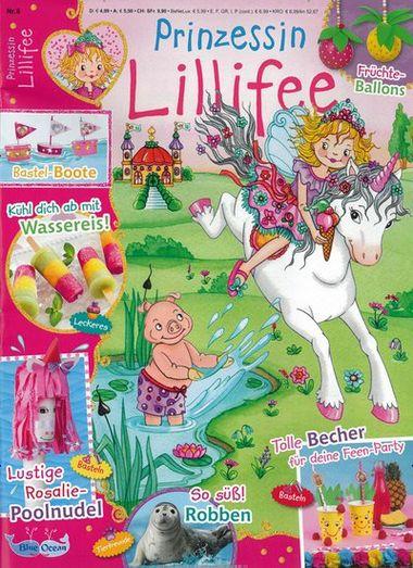 Prinzessin Lillifee Abo Mit 10 Prämie Zeitschriften